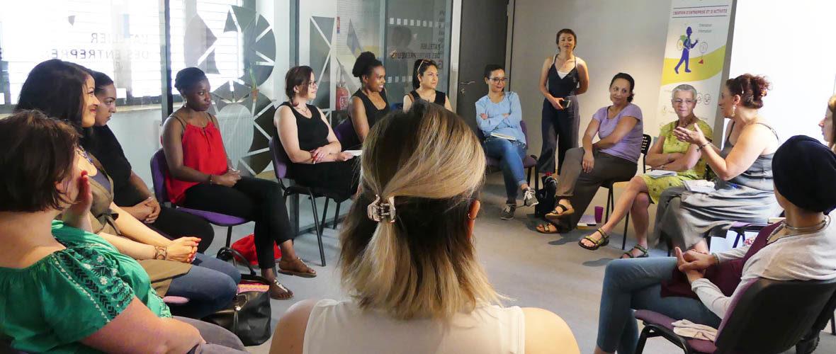 Dix Mulhousiennes sur la route de l'entrepreneuriat | M+ Mulhouse