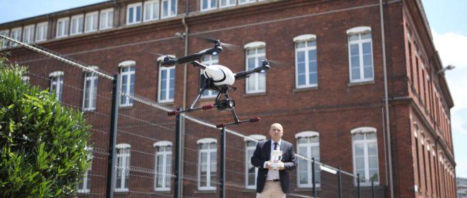 Mulhouse, future capitale des métiers des drones