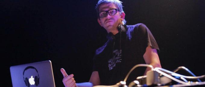 Le DJ mulhousien Flotech au festival des Eurockéennes!
