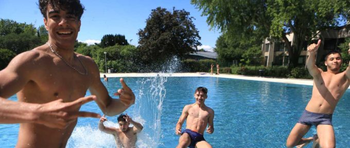 Piscines: l'été des nouveautés!