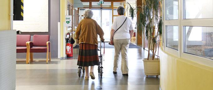 Ehpad: un système anti-errance pour la sécurité des seniors vulnérables