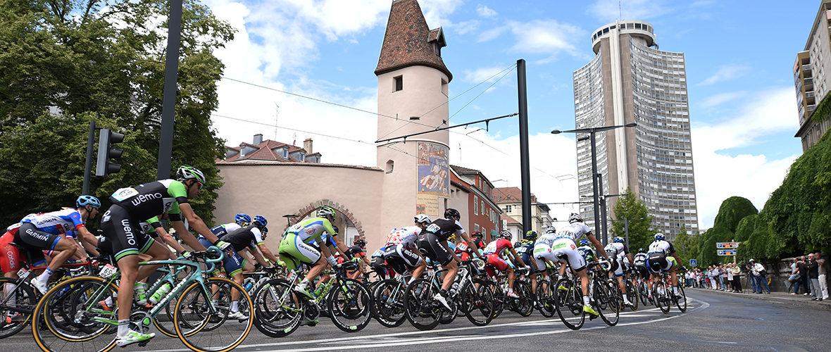 Tour de Franceà Mulhouse : le plein d'animations!   M+ Mulhouse