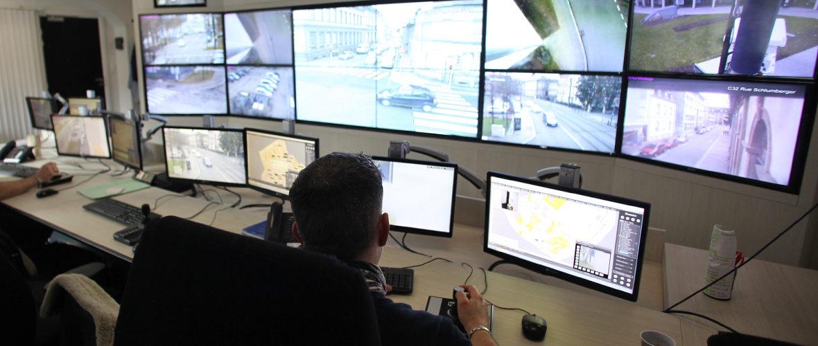 Vidéo protection: 60 caméras supplémentaires | M+ Mulhouse