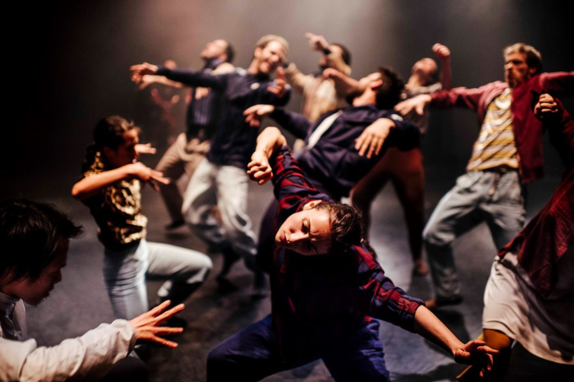 GRAND FINALE - Hofesh Shechter Company