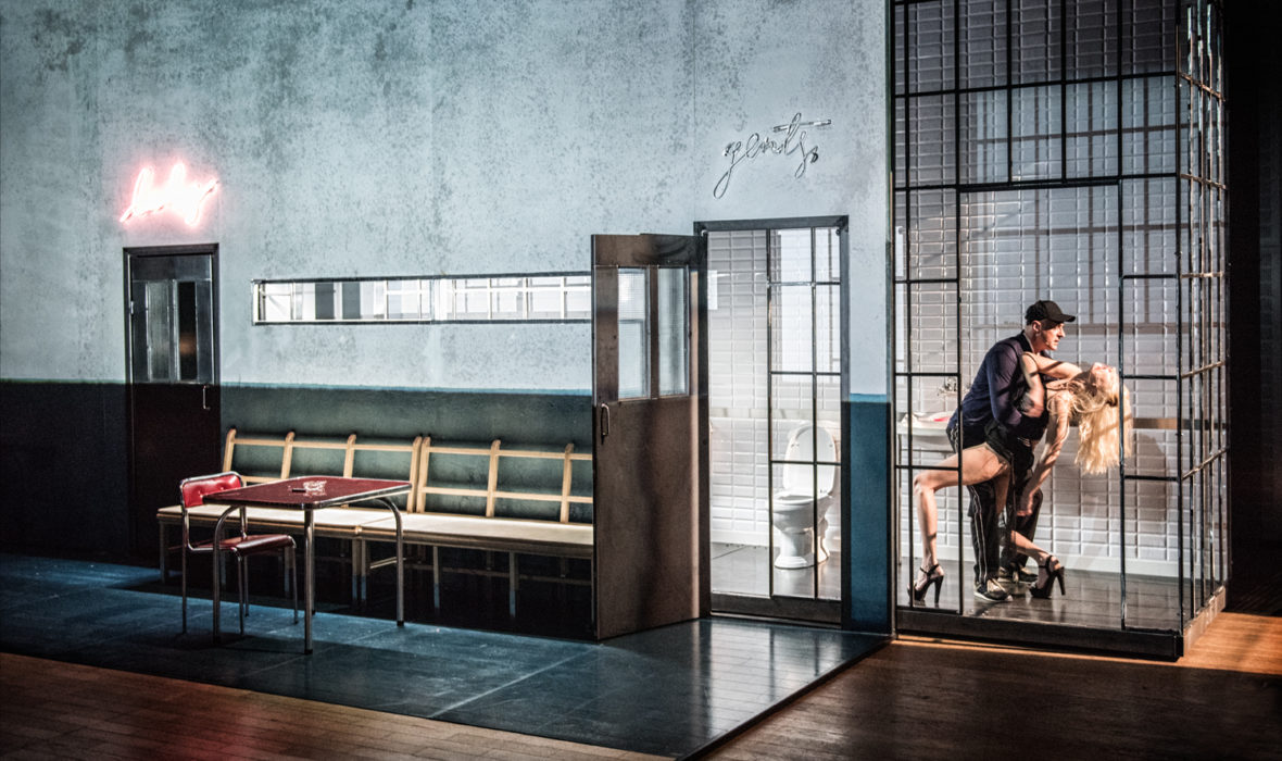 ON S'EN VA - Hanokh Levin / Krzysztof Warlikowski