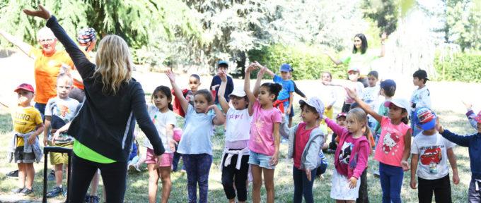 Planètes aventures : les enfants, acteurs de leurs vacances