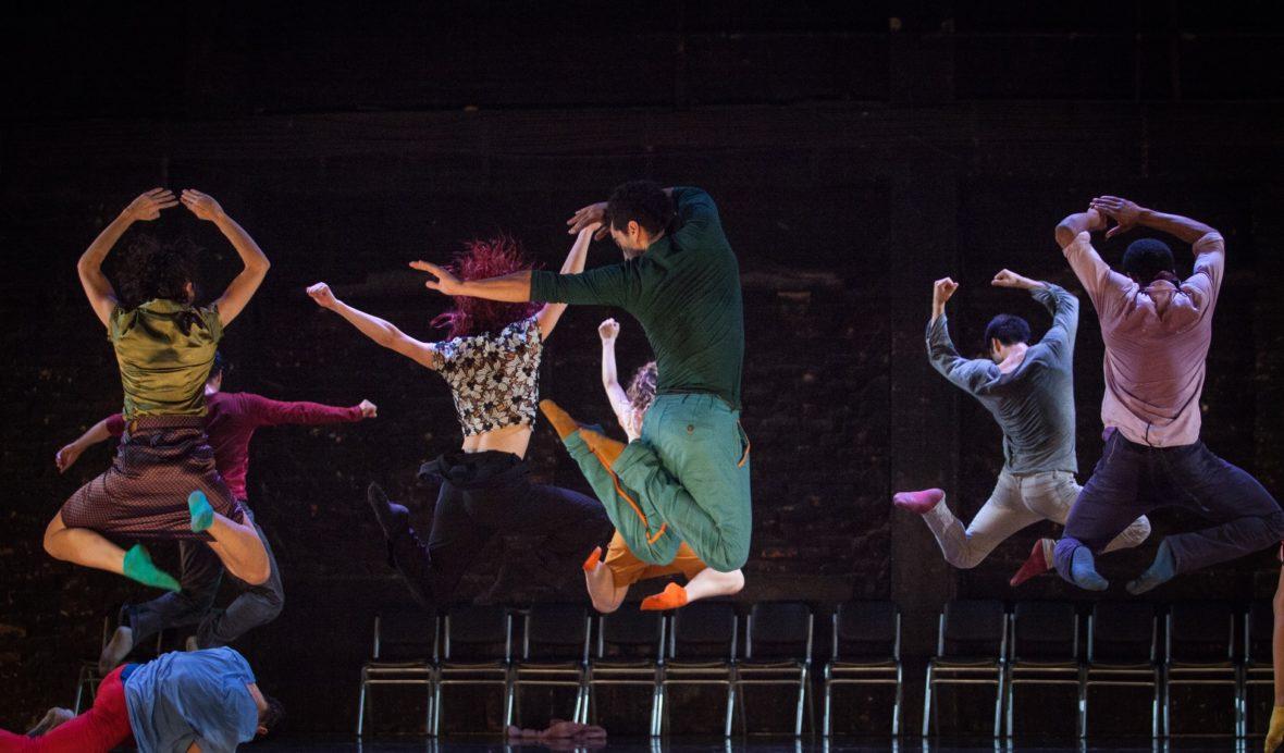 ¿ PUEDO FLOTAR ? - Kaori Ito & Ballet Nacional Chileno