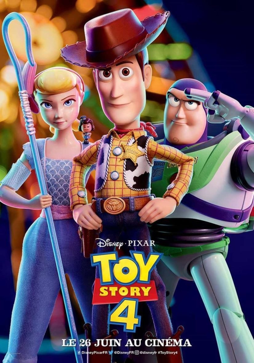 "Projection ""TOY STORY 4"" + concert ""DOUCE"""