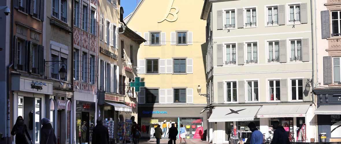 Un lieu central pour le commerce mulhousien | M+ Mulhouse