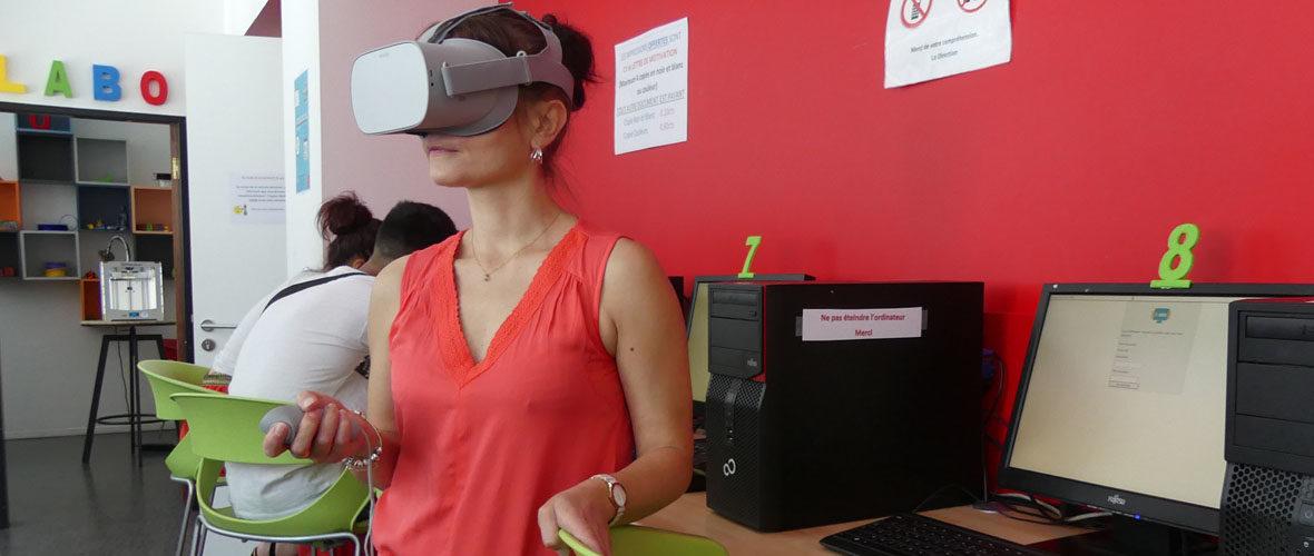 Sémaphore: le CV vidéo 360 degrés pour décrocher un emploi | M+ Mulhouse
