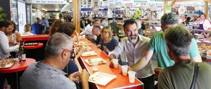 Quai 26: la nouvelle halte gourmande et conviviale du Marché de Mulhouse