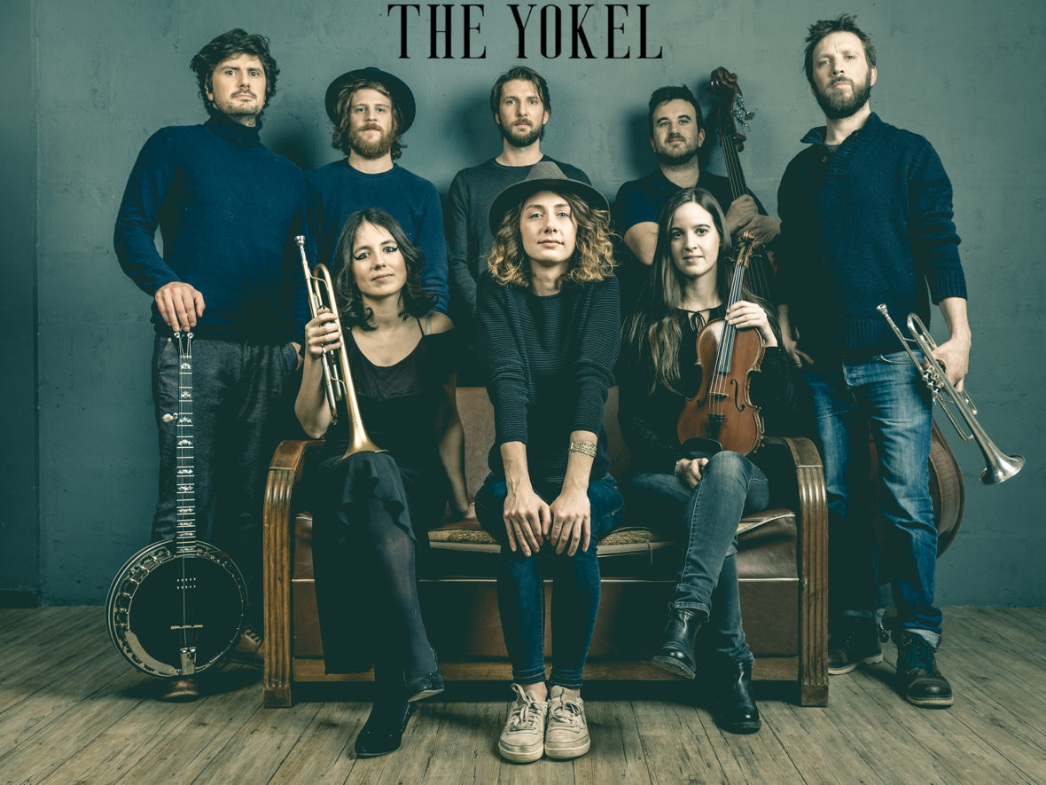 The Yokel (folk, bluegrass)
