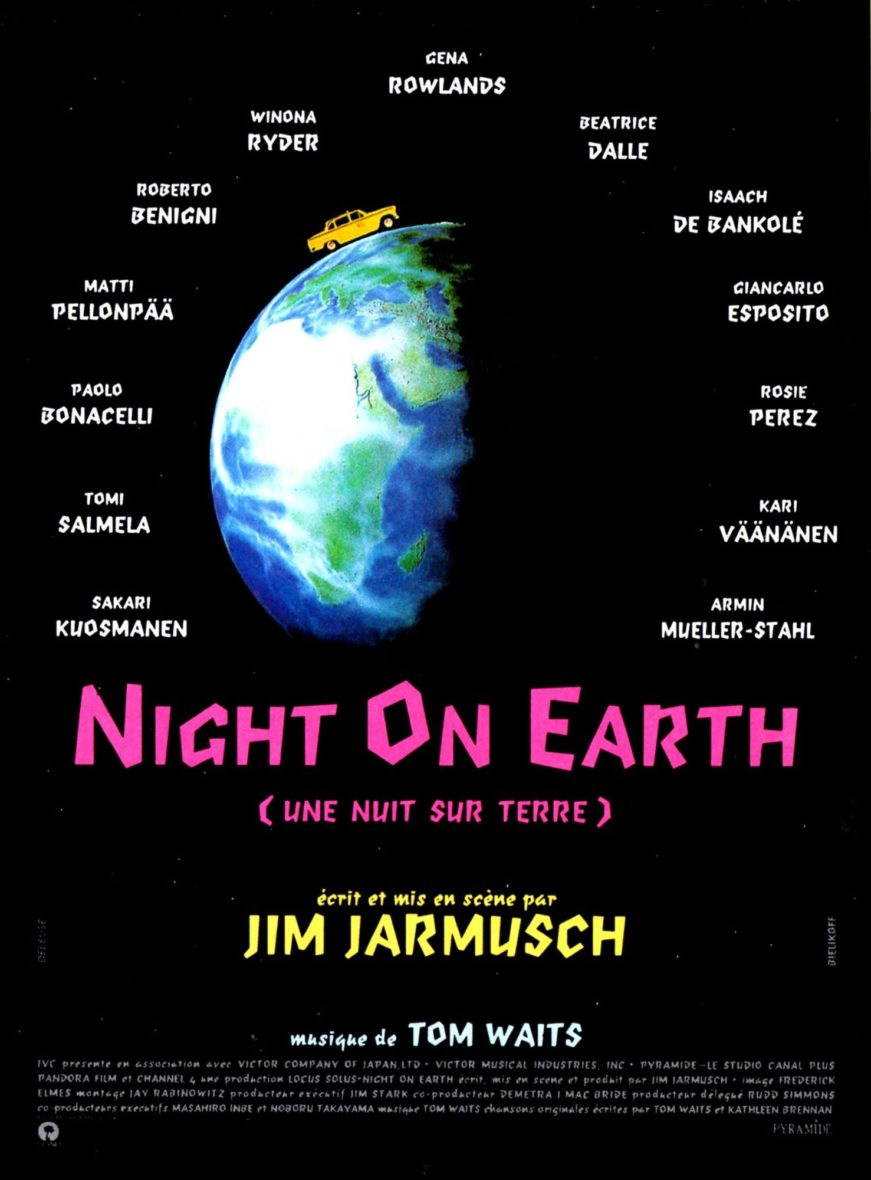 """Projection """"NIGHT ON EARTH"""" + concert  """"HUMAN SONG"""""""