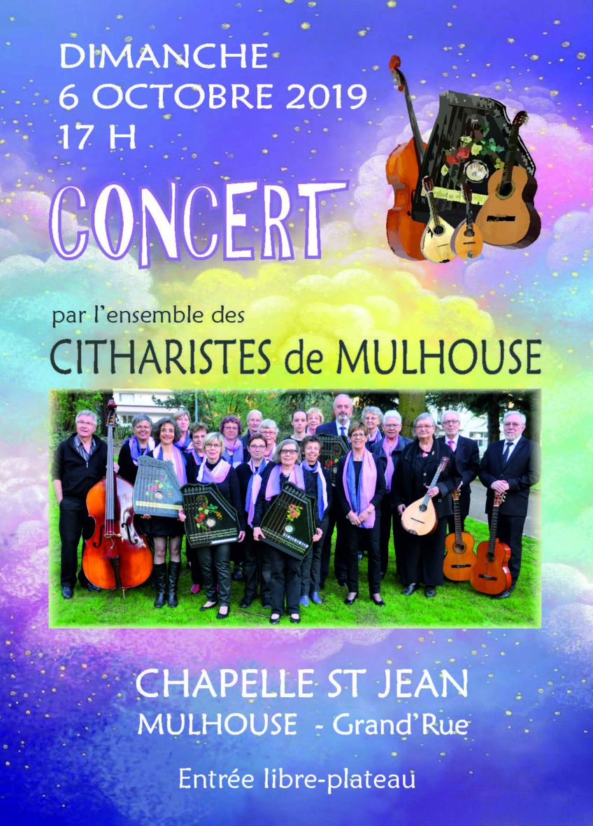 Ensemble des citharistes de Mulhouse