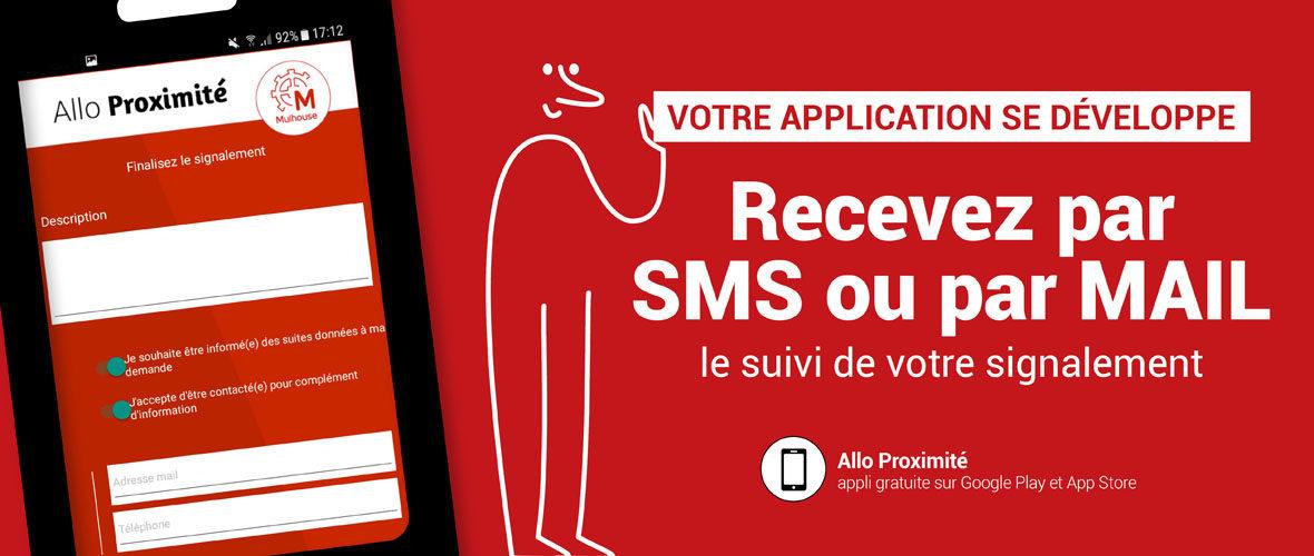 Quotidien : l'application Allo Proximité s'enrichit   M+ Mulhouse
