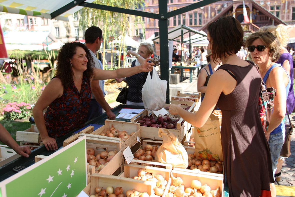Fête de l'Oignon – marché de producteurs locaux