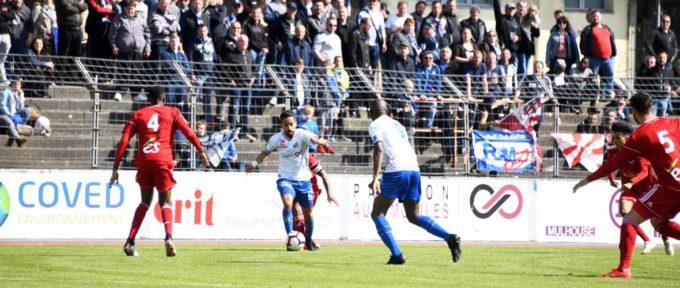 FC Mulhouse: des raisons d'y croire