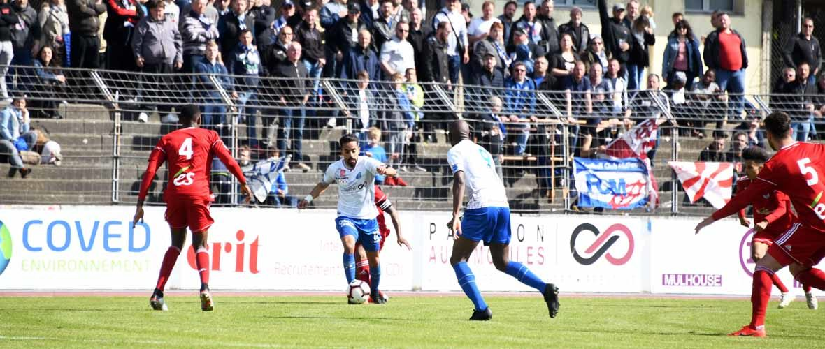 FC Mulhouse: des raisons d'y croire | M+ Mulhouse