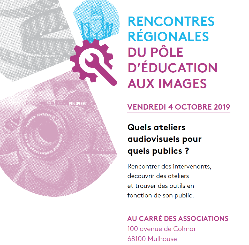 Rencontres régionales du Pôle d'éducation aux images