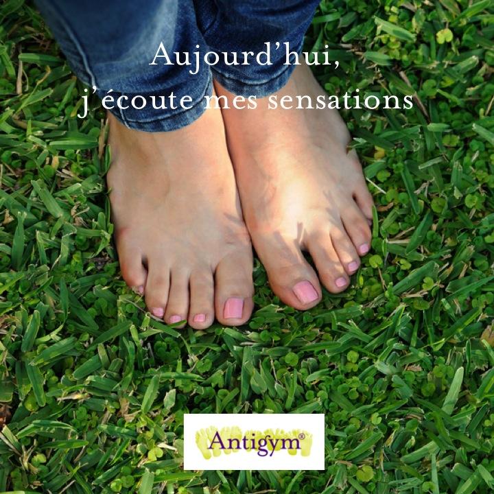 Atelier antigymnastique, vos pieds sont-ils prêts pour marcher et courir ?
