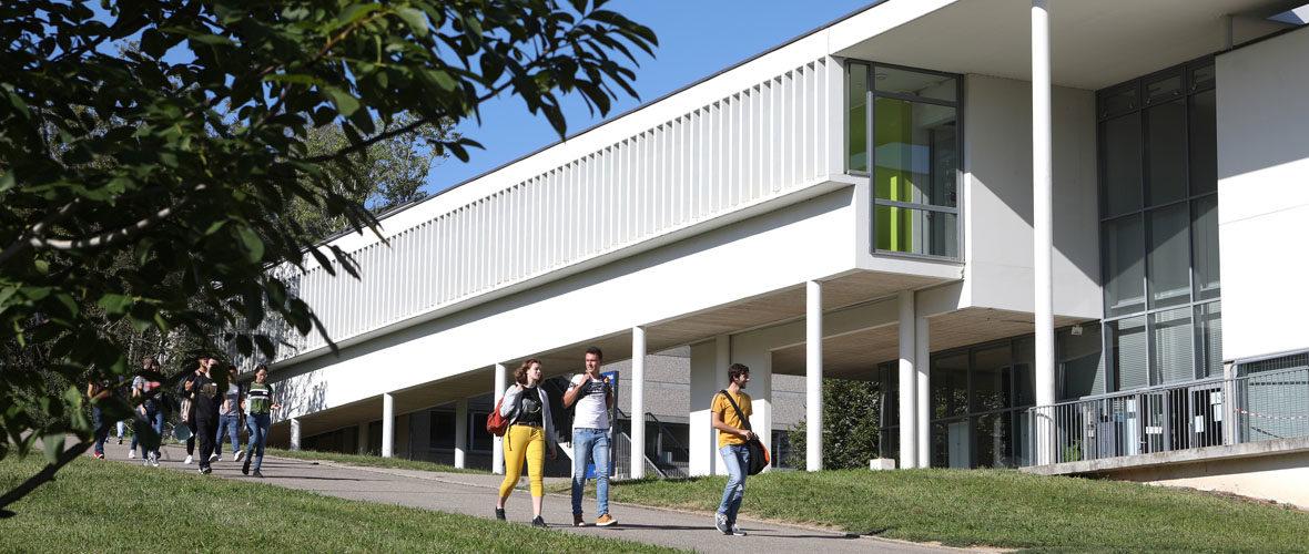 UHA : la rentrée des étudiants | M+ Mulhouse