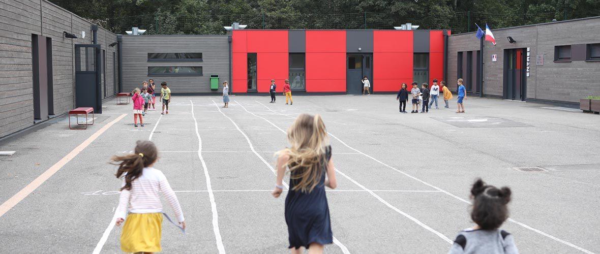 Jour de rentrée pour les plus de 12300 élèves mulhousiens | M+ Mulhouse