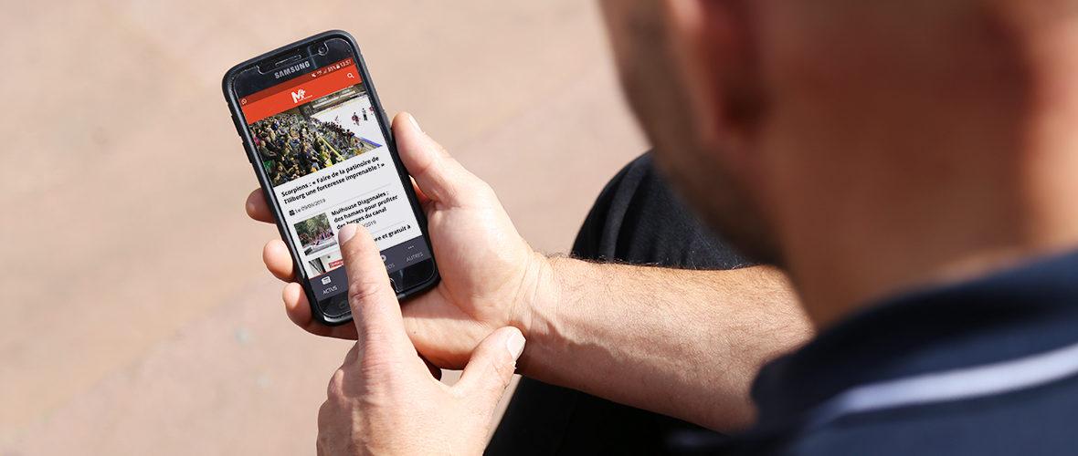 M+ l'appli, l'info 100% mulhousienne | M+ Mulhouse