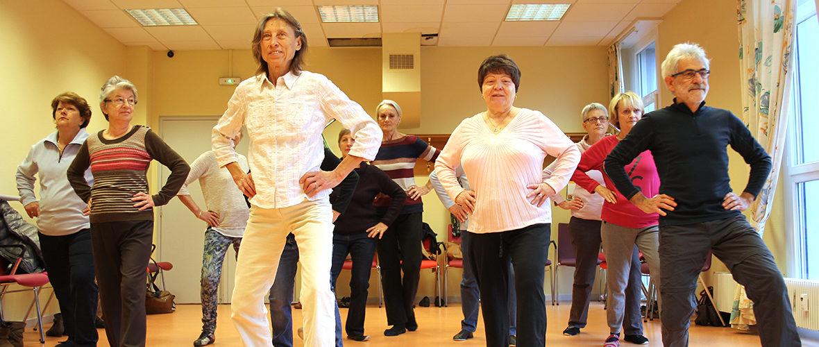 Apalib': un programme vitaminé pour les plus de 55 ans | M+ Mulhouse
