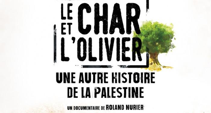 """Avant-première du documentaire """"Le char et l'olivier"""" de Roland Nurier"""