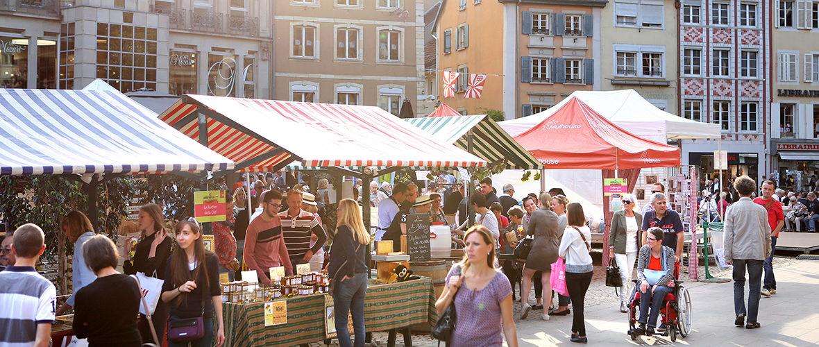 Fête de l'oignon ou art contemporain: ce week-end, on sort à Mulhouse! | M+ Mulhouse