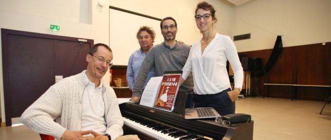 Labopérad'Alsace : des auditions au lycée du Rebberg