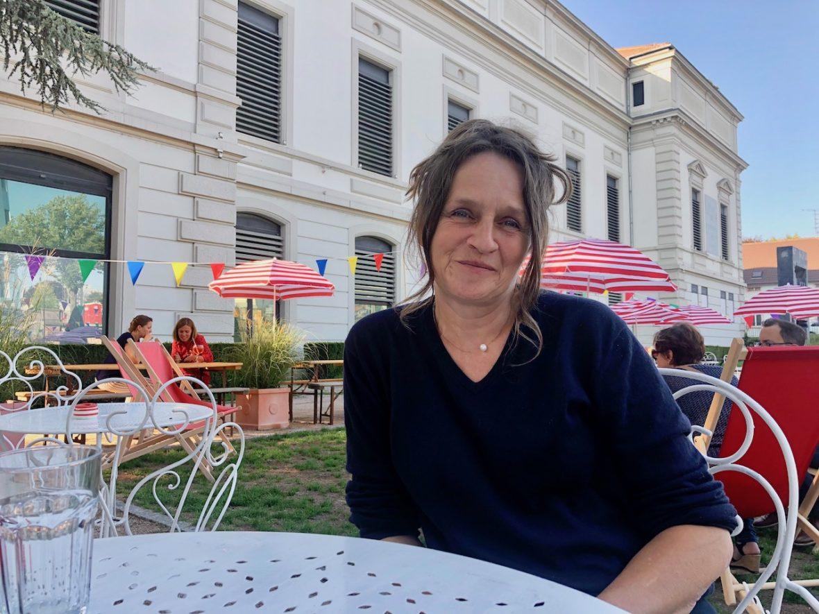 Carte blanche à Marie-Jo Gebel