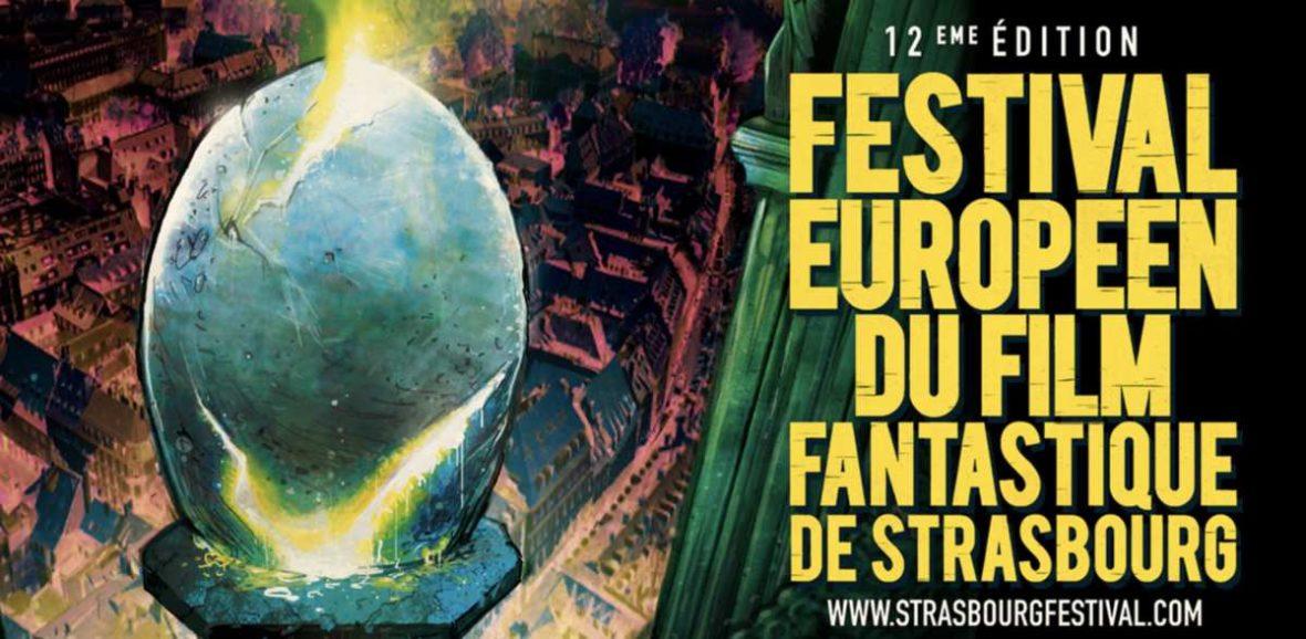 Festival européen du Film fantastique de Strasbourg au Bel Air