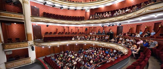 Théâtre de la Sinne: une saison riche en émotions