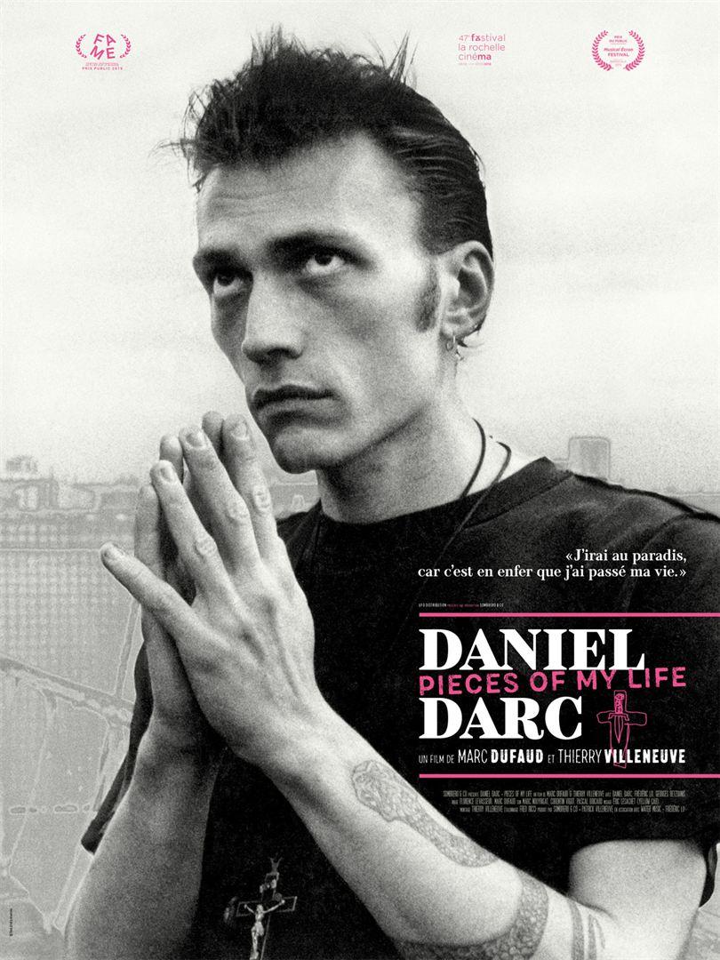 """Projection/rencontre autour du film """"DANIEL DARC,PIECES OF MY LIFE"""""""