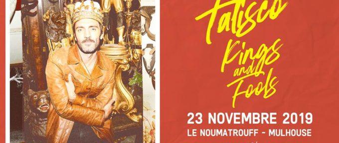 Talisco + Edgar au Noumatrouff