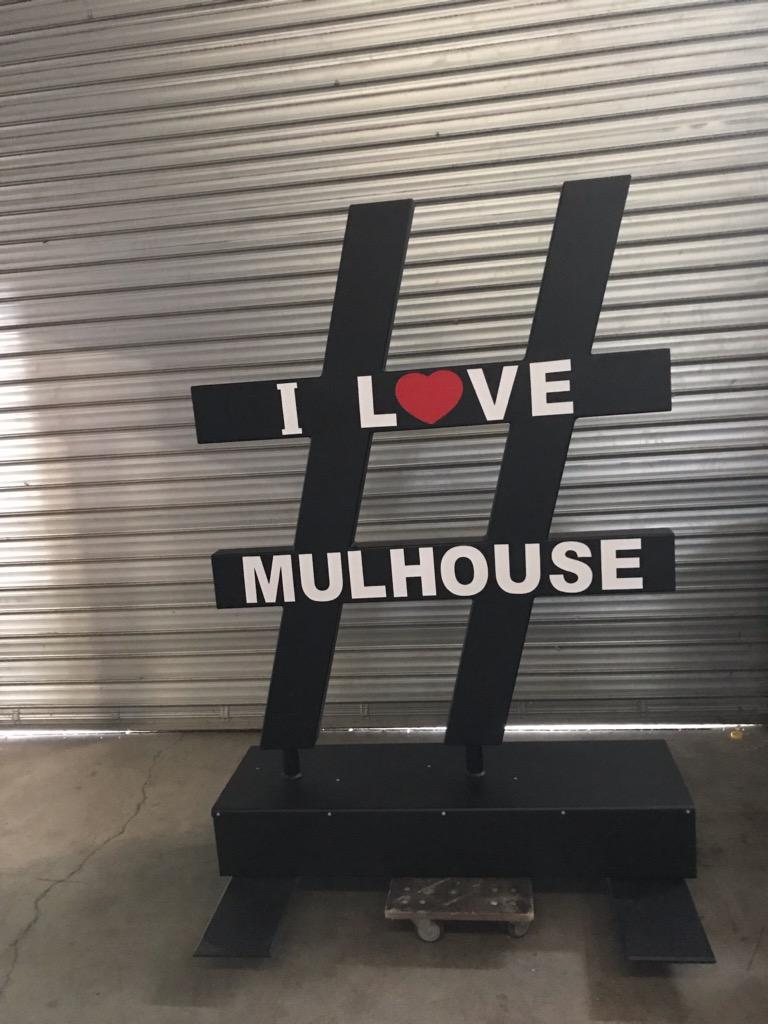 Exposition # I LOVE MULHOUSE