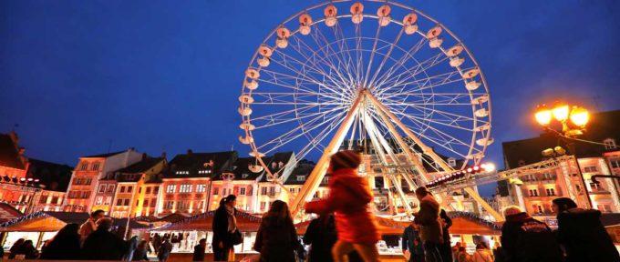 Avant-première: cap sur le 29e Marché de Noël de Mulhouse!