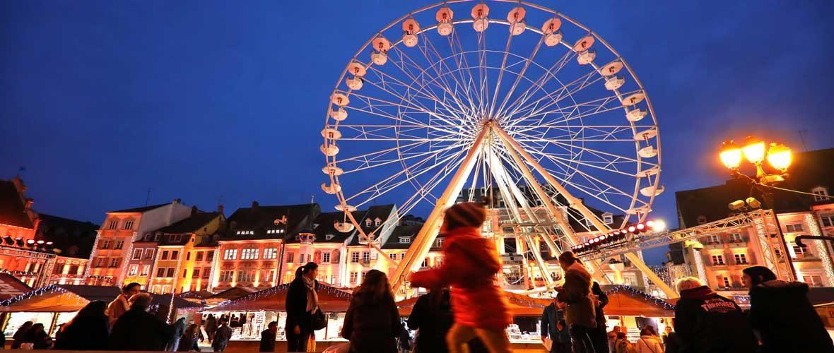 Avant-première: cap sur le 29e Marché de Noël de Mulhouse! | M+ Mulhouse