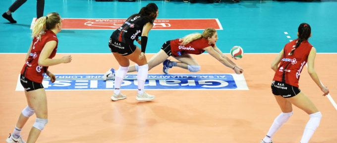 Asptt Mulhouse Volley: une équation à plusieurs inconnues
