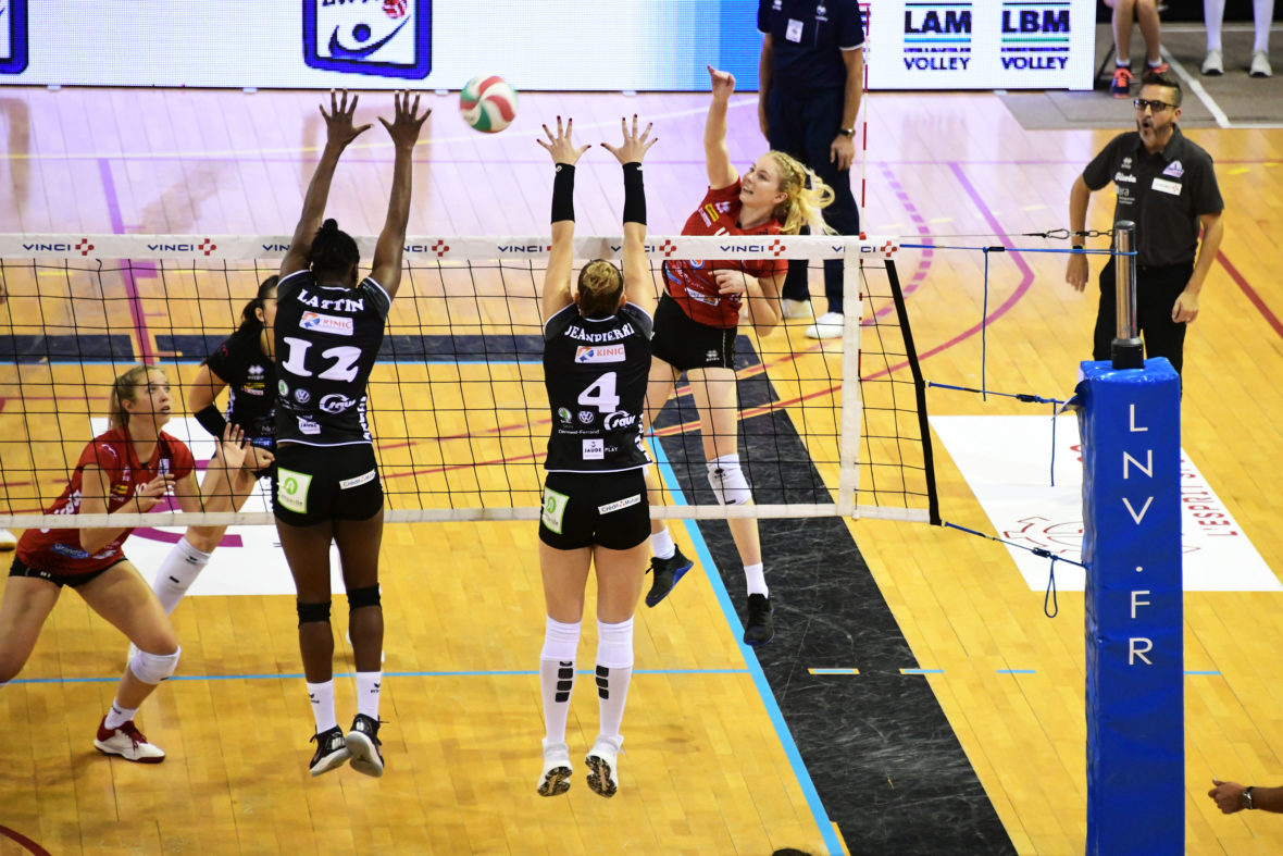 Volley-Ball : Asptt - Cannes