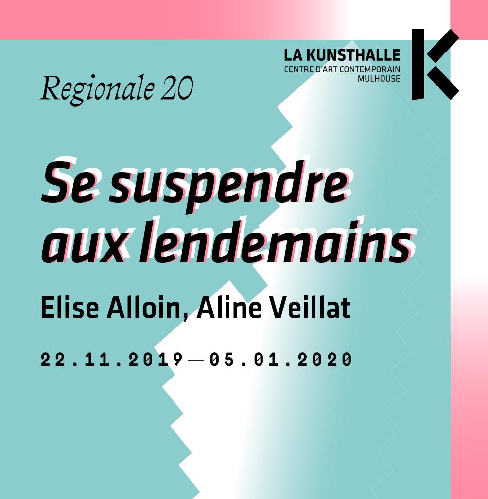 """""""Se suspendre aux lendemains"""" - Régionale 20"""