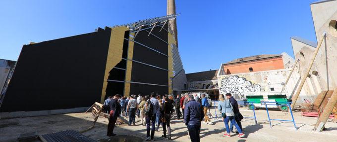 Des Midi-visites pour découvrir les projets architecturaux de demain