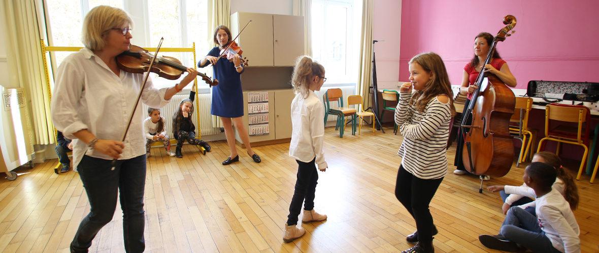 Orchestre Démos: «une belle leçon de vie!» | M+ Mulhouse