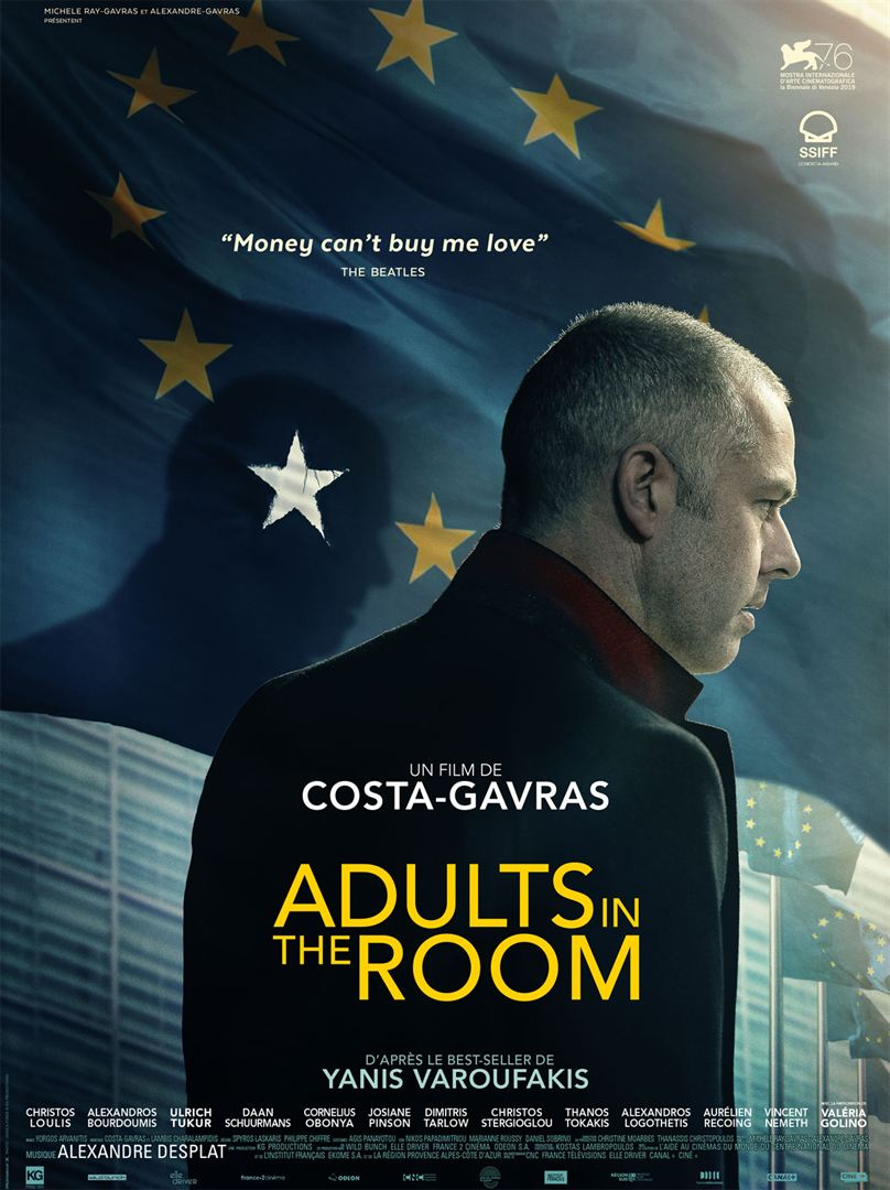 "Projection-rencontre ""ADULTS IN THE ROOM"""