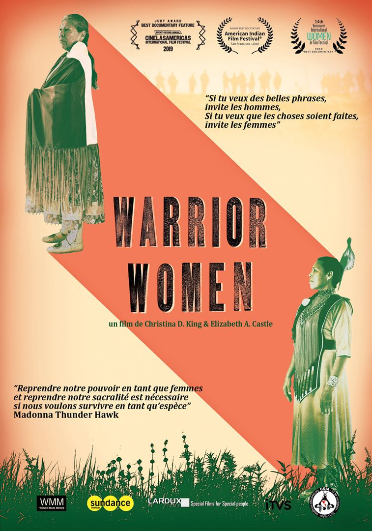 "Projection ""Warfrior Women"" + rencontre"