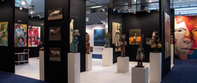 Art3f : Trois jours de fête autour de l'art contemporain