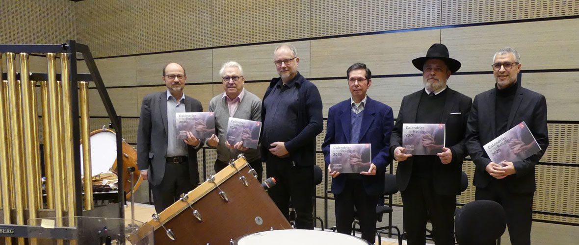 Calendrier interreligieux : la bonne musique du dialogue œcuménique | M+ Mulhouse