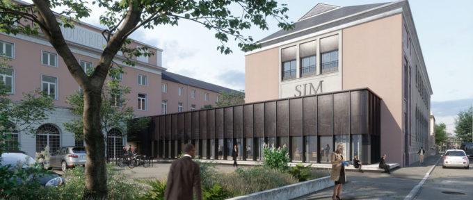 Quartier Gare : un nouveau centre de conférences à la SIM