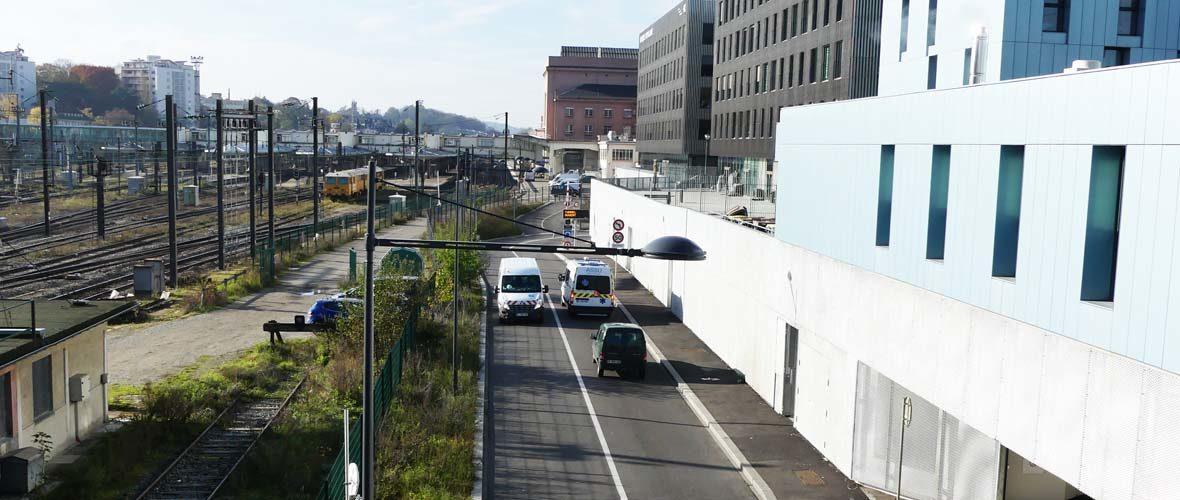 Voie Sud: le tunnel de la Garefermé quatre jours pour maintenance | M+ Mulhouse